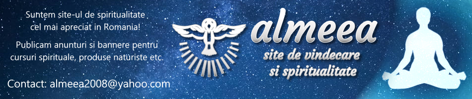 Almeea – Site de spiritualitate si paranormal