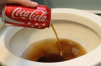 Coca Cola WC