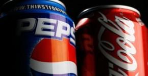 Pepsi Coca Cola