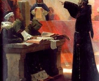 """Catarismul, secta care credea ca lumea a fost creata de un """"dumnezeu"""" rau! Ea indemna la sinucidere!"""