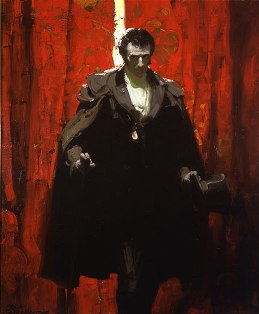 Contele de Monte Cristo = Inchizitor General