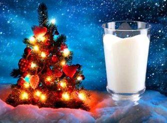 craciun lapte