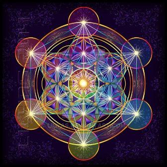 Geometria sacra: Cubul Metatron, baza Universului material