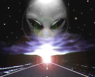 Daca extraterestrii sunt doar demoni (duhuri din alte dimensiuni), cum pot ei sa lase urme materiale pe Pamant?