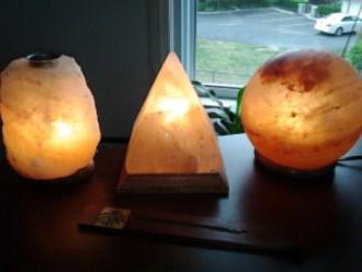 lampi de sare himalayene