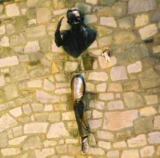 om prin zid