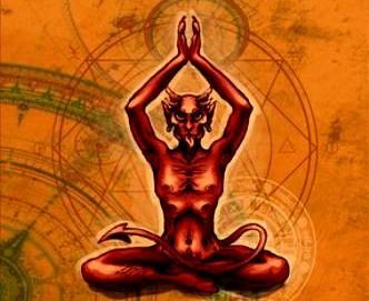 """Avertismentul unui preot: """"Yoga ne duce in imparatia intunericului, a Satanei si a ingerilor cazuti""""!"""