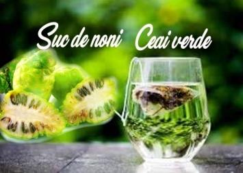 Un secret al sanatatii, care ii uimeste pe cercetatori: ceaiul verde si sucul de noni