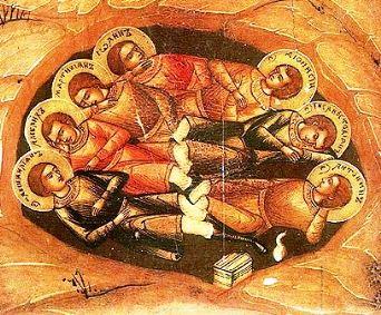 Povestea tulburatoare a celor 7 tineri din Efes - care au inviat din morti dupa cateva sute de ani