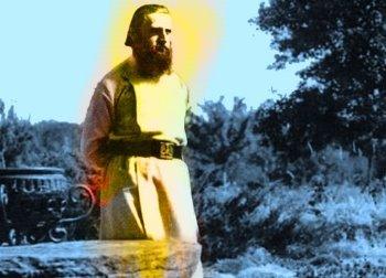 Marturie socanta despre parintele Arsenie Boca: era tot invaluit intr-un foc spiritual! Avea o aura de sfinti...