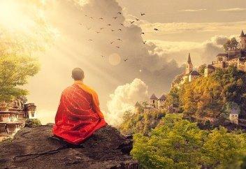 Meditatia incetineste imbatranirea creierului! - spune un studiu stiintific efectuat asupra unui calugar budist