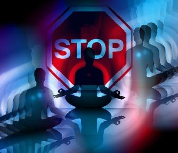 """Tehnica uluitoare a """"stop""""-ului, un exercitiu sacru"""
