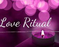 Un incredibil ritual pentru atragerea dragostei in viata noastra