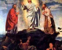 """""""Schimbarea la Fata"""" a lui Iisus Hristos - un fenomen care arata ca Sfantul Duh este real, fiind o energie luminoasa asemanatoare Soarelui"""