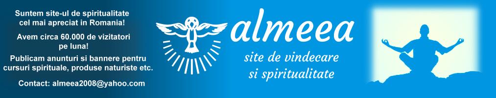 Almeea – site de spiritualitate si vindecare