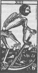 Arcana 13 Moartea