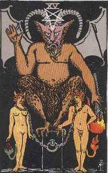 Arcana 15 Diavolul