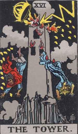 Arcana 16 Turnul daramat