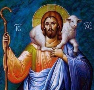 Minunile exista, nu? Iisus dintr-o icoana si-a deschis si si-a inchis ochii asemenea unei fiinte vii!