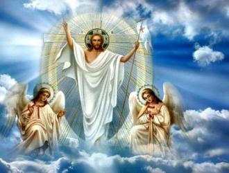 Iisus Hristos ingeri