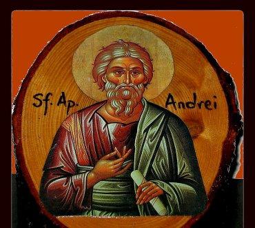 "Razbunarea crunta impotriva Sf. Andrei pentru ca ""a indraznit"" sa o converteasca la crestinism pe sora unui oficial influent"