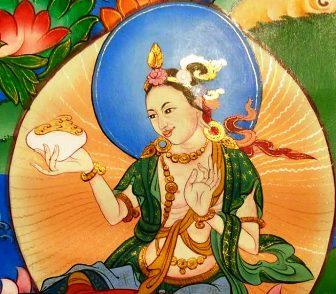 """Faceti cunostinta cu Yeshe Tsogyal, """"mama budismului tibetan"""" - femeia care a reusit sa invinga moartea, sa se teleporteze si sa stapaneasca legile materiei"""