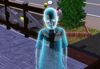 Povestea bizara a baietelului cu ochi albastri ce-si avea originea in lumea de dincolo