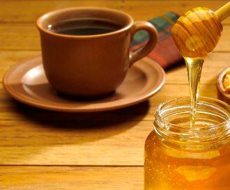 cafea miere de albine