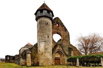 Legenda tulburatoare a manastirii de la poalele Muntilor Fagaras, acolo unde s-au gasit 5 schelete de uriasi