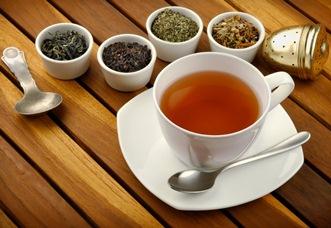 ceai aromat
