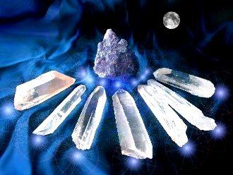 cristale lemuriene