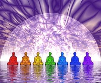 culori meditatie