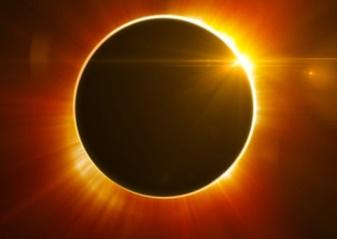 Eclipsa totala de Soare din 21 august 2017 - un semn rau pentru presedintele Trump?