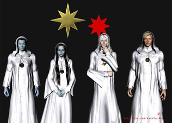 extraterestri Agartha