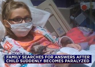 fata paralizata