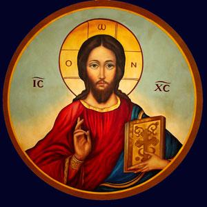 icoana lui Iisus