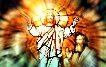 De ce trupul poate emite lumina la multi sfinti si la Iisus Hristos?