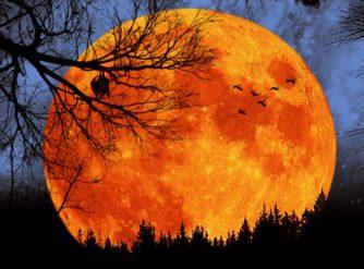 Luna Plina de pe 6 septembrie 2017 ne aduce o energie profunda