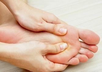 masaj talpi picioare