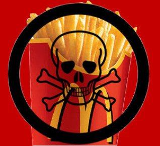 mcdonalds toxic