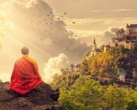 Prin meditatia asupra mortii, dispare moartea si ne indreptam spre desavarsirea spirituala - spune traditia tibetana