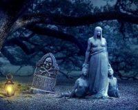 """Cine sunt """"fiintele luminoase"""" care apar in ceasul mortii unei persoane? Diavoli sau ingeri?"""