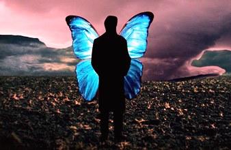 Misteriosii oameni-fluture din Joplin - fiinte angelice venite din alte dimensiuni pentru a-i salva pe oameni?