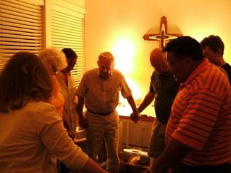 rugaciune in grup