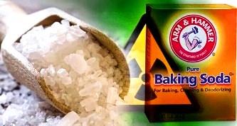 sare de mare bicarbonatul de sodiu