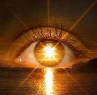 soare pentru ochi