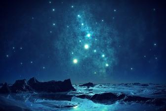 """Misterioasa """"stea albastra"""", dincolo de sistemul nostru solar, si influenta ei asupra sufletului uman"""