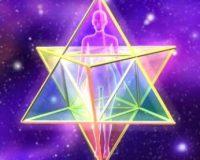Invataturi ezoterice secrete: exista trei stele tetrahedronice in jurul celor trei corpuri umane