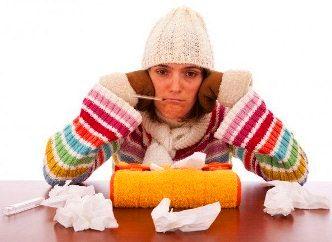 Gripa poate fi tratata cu succes cu doar cateva legume si fructe!