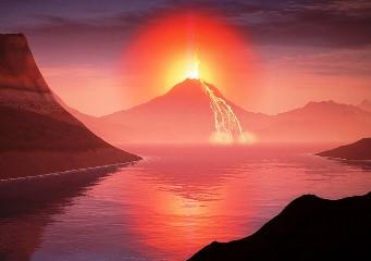 Un caz uluitor de profetie prin vise: eruptia catastrofala a vulcanului Krakatoa